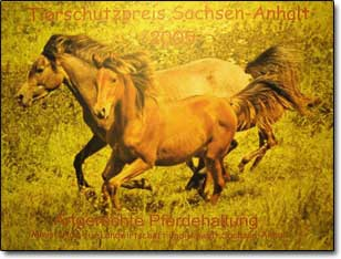 Tierschutzpreis 2005